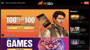 Wild Slots Screenshot